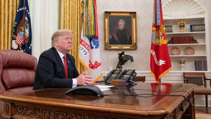 В смерти детей однозначно виноваты демократы: Трамп считает, что его стена могла предотвратить трагедию