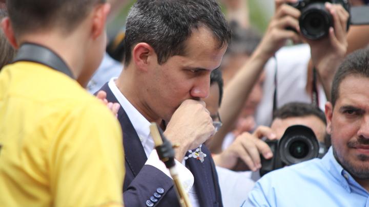 Русские пранкеры заставили лжепрезидента Венесуэлы ограбить несуществующий Lexus Vovanial Bank Ltd