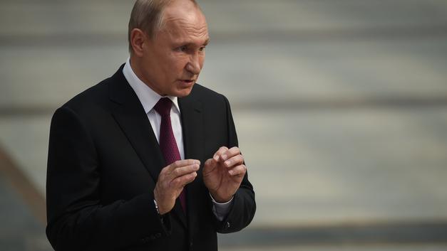 Скверна недели: Россия - враг, ворвавшийся во врата ада