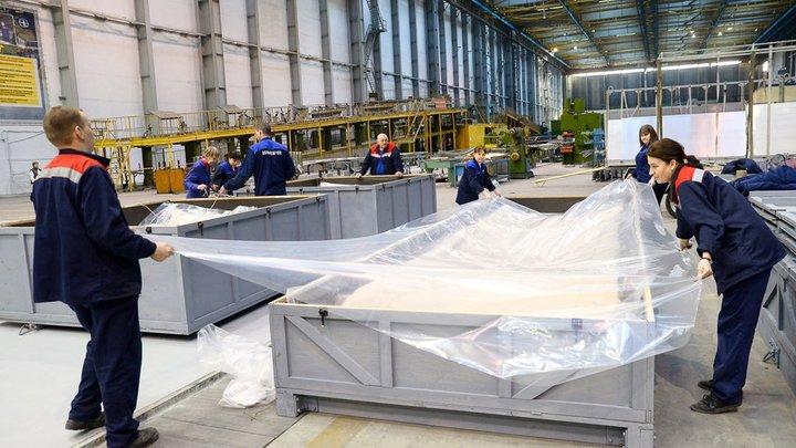 В производство чипсов в Кашире инвестируют 1,5 миллиарда рублей