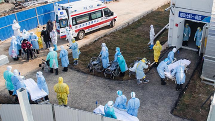 Точь-в-точь как при гриппозной инфекции: Мясников осадил СМИ за сравнение показателей по коронавирусу