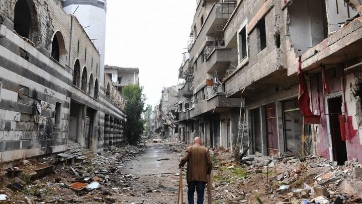 Израиль напал на Сирию под шумок беспорядков в США