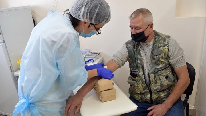 В Новосибирской области прекратилось снижение заболеваемости COVID-19