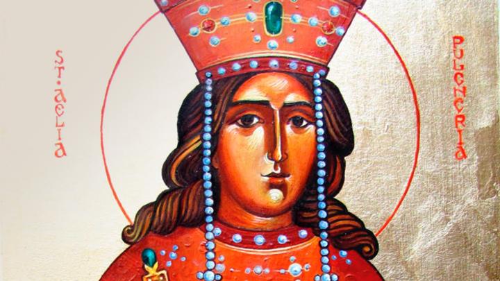 Благоверная царица Пульхерия. Православный календарь на 23 сентября