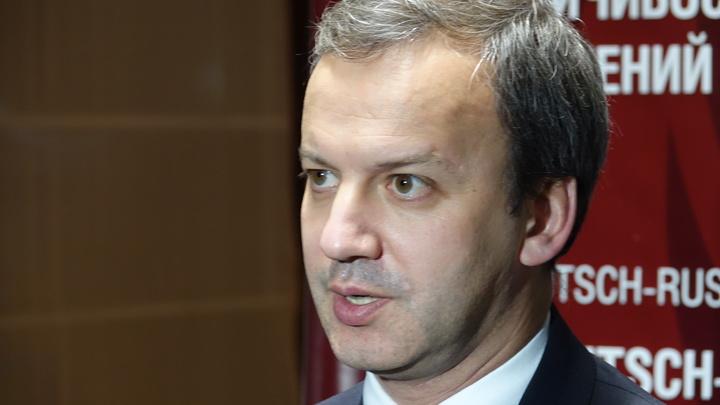 А у меня работает: Вице-премьер Дворкович посмеялся над убытками бизнеса из-за блокировки Telegram
