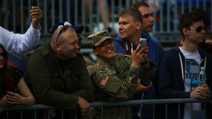 «С радостью и надеждой» Польша готова встретить американских защитников от «российской агрессии»