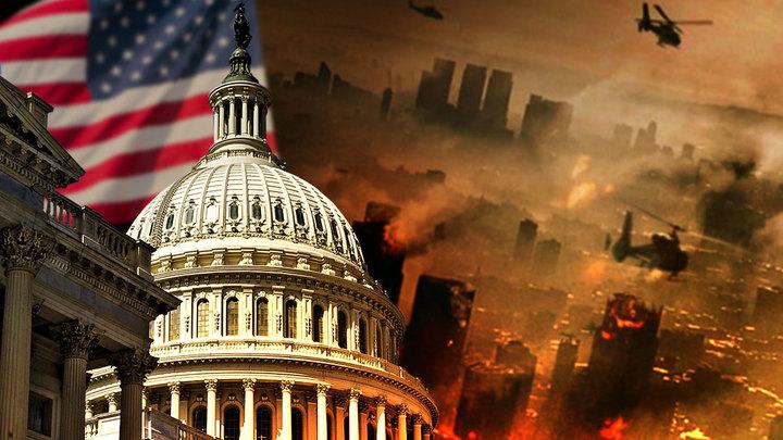 США попытками ослабить Россию развязывает Третью мировую войну