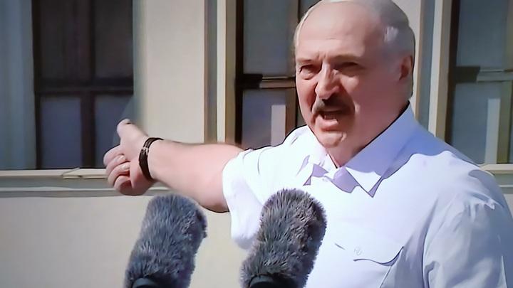 Андрей, ты опоздал: Лукашенко рассказал, как переобулась белорусская оппозиция