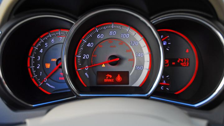 Пятиместный кроссовер Lexus LX обзавелся новейшей системой безопасности
