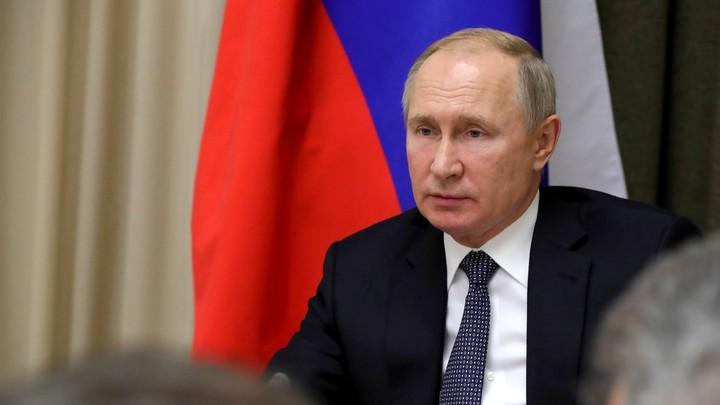 Путин, Путин, Путин...: Соловьёв показал знаки дорожного движения для кортежа Трампа