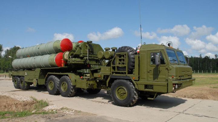 Китайские СМИ показали полученные от России С-400