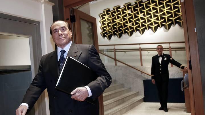 Побывав на дне рождения Путина, Берлускони развенчал «маленькую ложь» о Черном море