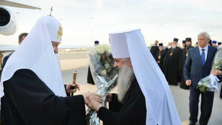 «Поминайте наставники ваша»: Завершается визит Святейшего Патриарха Кирилла в Санкт-Петербург