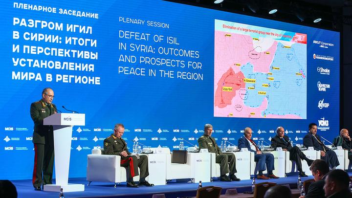 Изолента кончилась: Изоляция России привела к столпотворению на военной конференции в Москве
