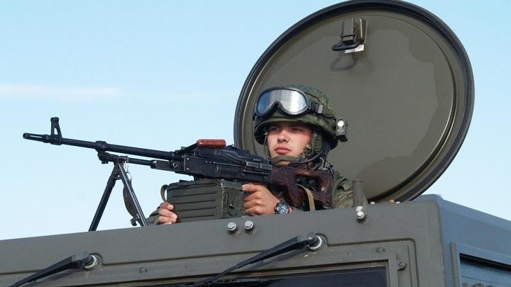 Ночные охотники уничтожили условного противника в Ростовской области