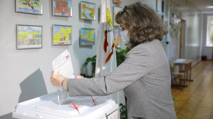 На выборах депутатов Госдумы в первый день голосования явка нижегородцев составила 8,2%