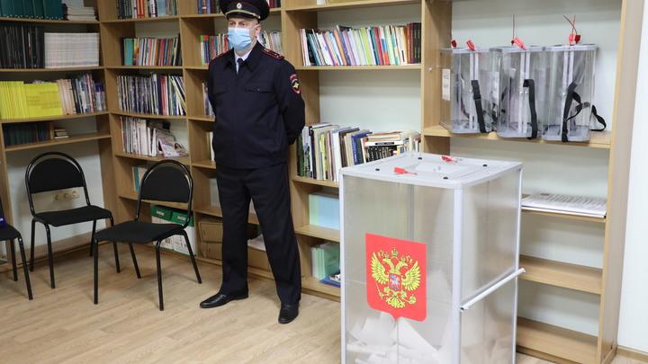 В Нижегородской области начался второй день голосования по выборам в Госдуму и Заксобрание