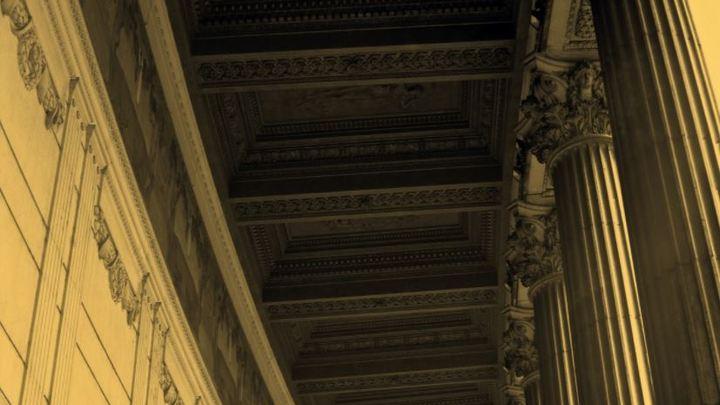 В парке Краснодар появились сетчатые колонны коринфского ордера