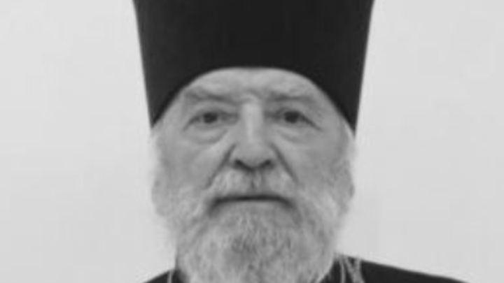 Умер от коронавируса клирик Армавирской епархии протоиерей Георгий Трофименко