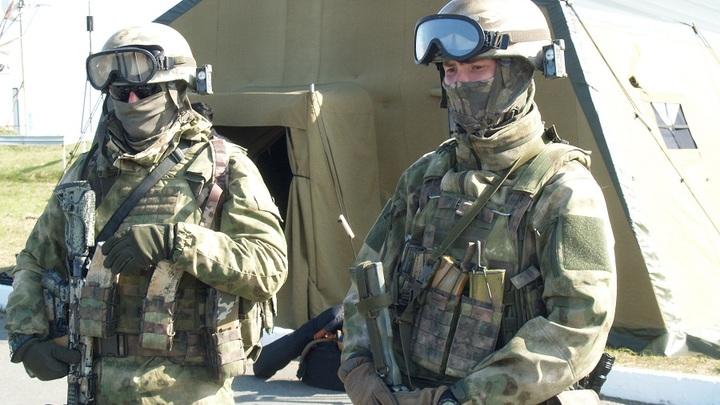 В Ростовской области подразделения БАРС приступили к отработке боевой задачи
