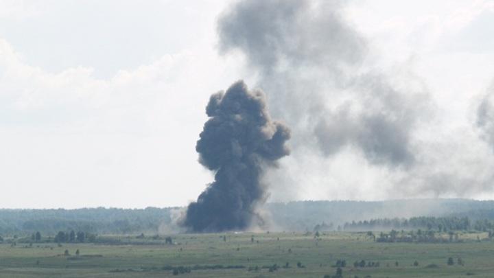 В Ростовской области на снаряде времен войны подорвался комбайнер