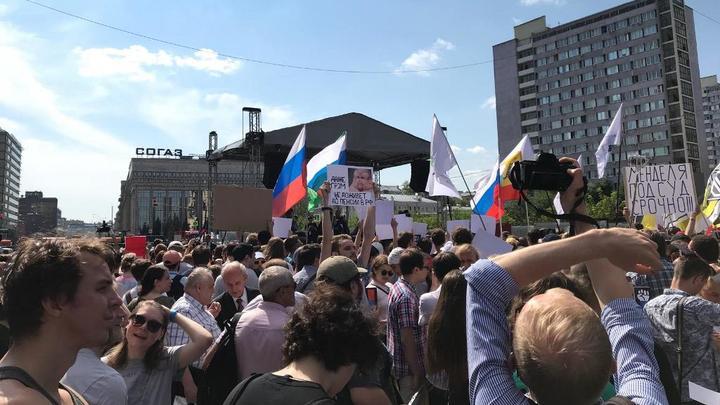 Страх и ненависть на Сахарова: Как русских хотят пустить на бойню