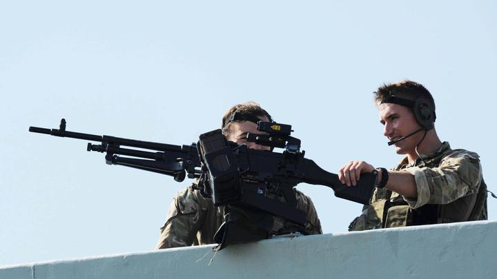 Напряжение усиливается: В день выборов на Украине в Черное море вошёл разведывательный корабль Британии
