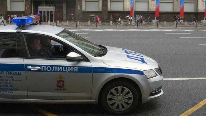 Офисный работник открыл стрельбу в здании в центре Москвы