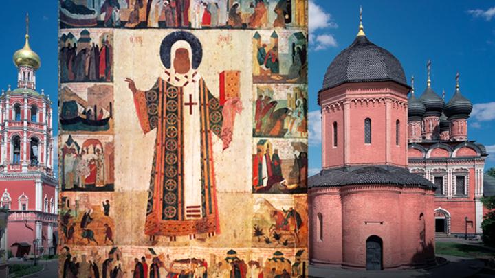 Святитель Пётр, митрополит Московский. Православный календарь на 3 января
