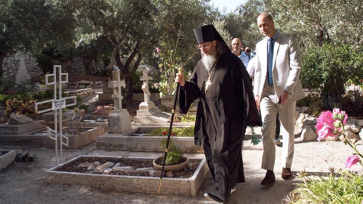 Будущий британский монарх почтил свои православные и русские корни
