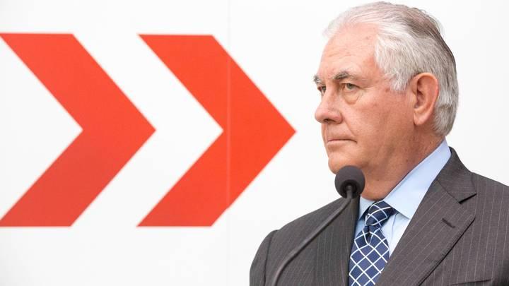 Рекс, фас: Тиллерсон пообещал вернуться к теме Крыма