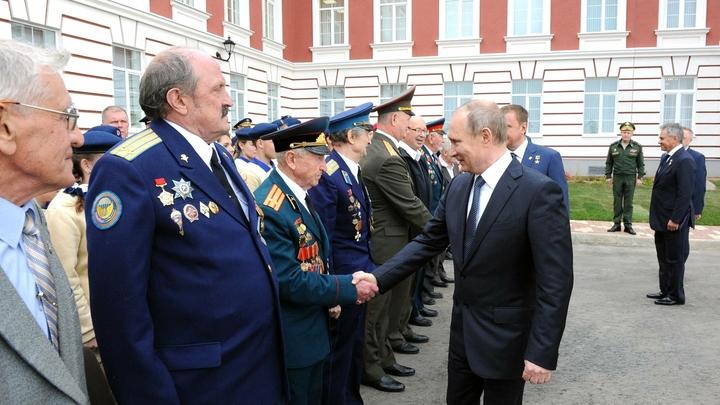 Тульские СМИ зацензурировали высказывание Владимира Путина о террористе Каляеве