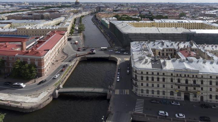 В сумке - отрубленные руки и пистолет: ИсторикаСПбГУ задержали на Мойке - СМИ