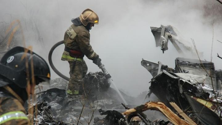 Шестеренки задвигались: СК направил черные ящики рухнувшего в Хабаровске вертолета на экспертизу