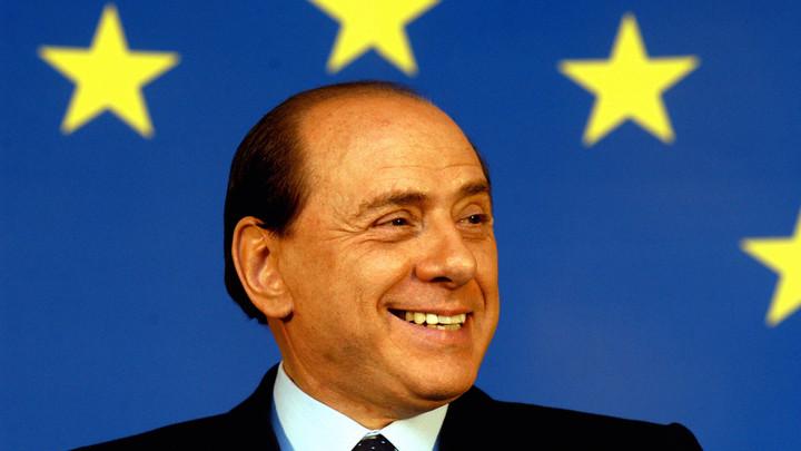 Экс-премьер Италии Берлускони готовится покорять Европарламент