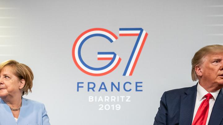Трамп рассорился с лидерами на закрытом ужине и пригласил Россию на G7