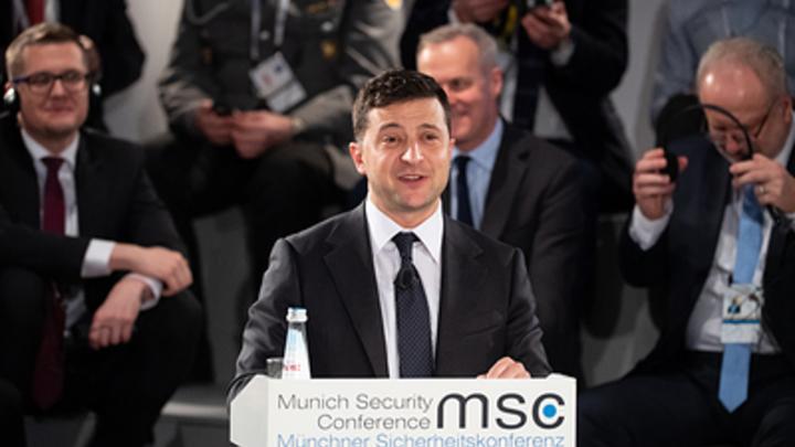 Зеленский увидит кровавых мальчиков: Сосновский расшифровал заявления президента Украины в Мюнхене
