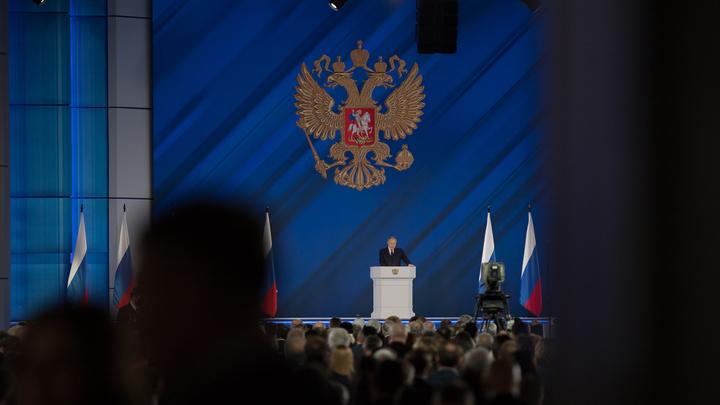 Главное слово - сигнал Западу: Баранец показал, где проходит красная черта послания Путина