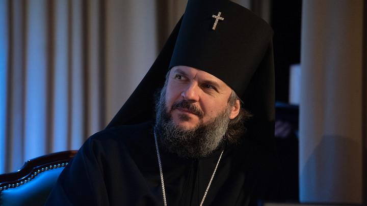 Архиепископ Амвросий (Ермаков): «Несмотря на депортацию с Украины, мне удалось помолиться Киево-Печерским святым»