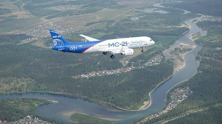 ОДК: На самолеты МС-21 можно ставить новый российский двигатель вместо американского