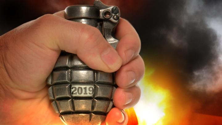 2019-й военный: Где в мире взорвётся