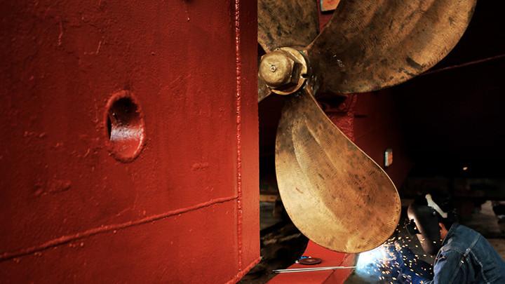 «Роснефть» и GE построили корпус завода винто-рулевых колонок для «Звезды»