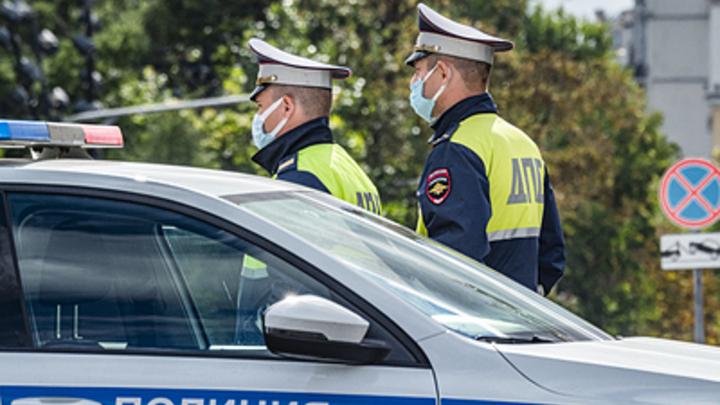 В Забайкалье за два дня инспекторы ГИБДД отправили на штрафстоянки 29 автомобилей