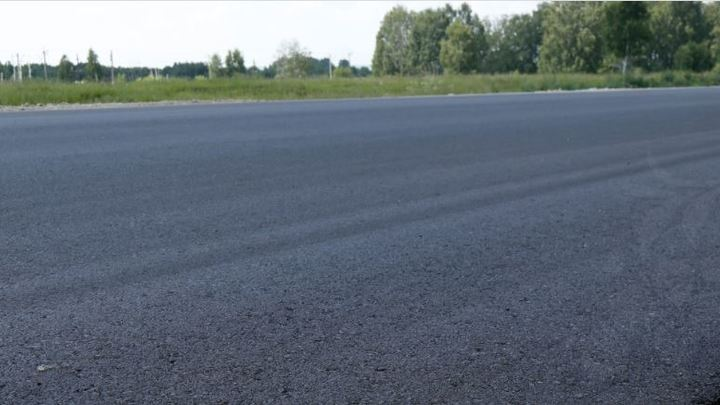 Власти рассказали, когда закончится ремонт дороги Курган-Куртамыш-Целинное