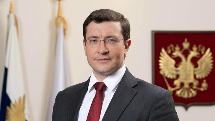 Глеб Никитин заявил, что хочет остаться в Нижнем Новгороде