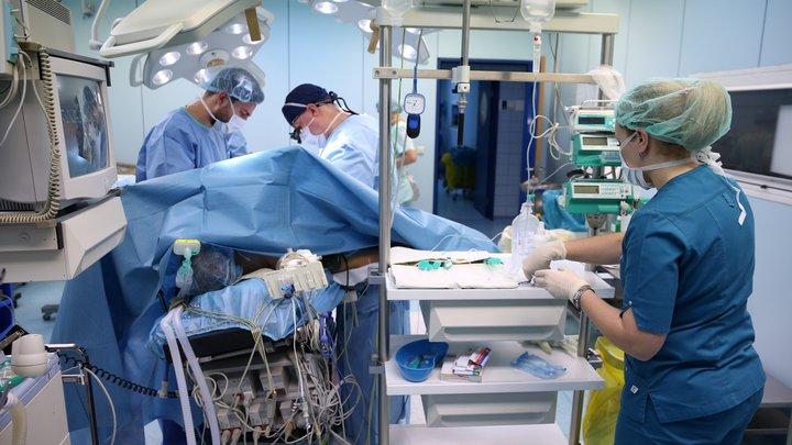COVID почти полностью уничтожил лёгкие: В Италии успешно провели новейшую операцию