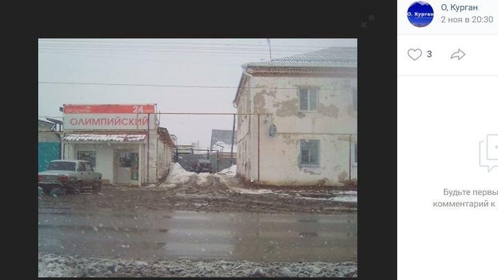 В Курганской области магазин местного депутата не дает людям спокойно жить
