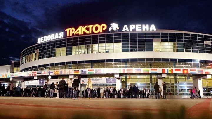 В Челябинске на матче Трактора фанаты нарушили постановление губернатора