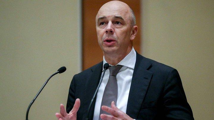 Силуанов ответил на вопрос о заморозке и конвертации банковских вкладов граждан России