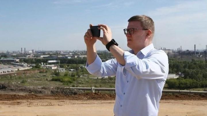 Дворкович пригласил: губернатор Алексей Текслер зарегистрировался в модной социальной сети